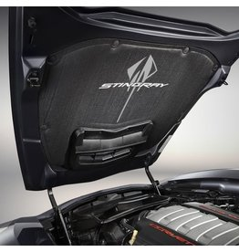 Accessories 2014-15 Hood Liner with Stingray Logo