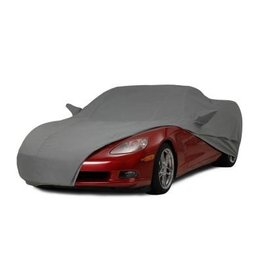 Accessories 2005-13 Car Cover 3 Layer Gray Fits Standard C6/Z06/Grand Sport/ZR1