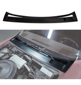 Body 1973-82 Wiper Compartment Cover Black