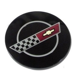 Wheels\Tires 1984-85 Wheel Center Cap Black