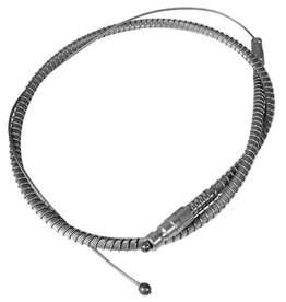 Brakes 1964-66 Park Brake Cable Front Stainless