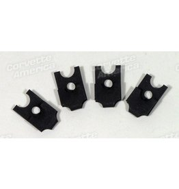Body 1963-67 Headlight Housing J-Nuts 4 Piece Set
