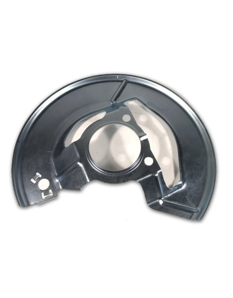 Brakes 1965-75 Front Rotor Shield Correct with GM# and Delco-Moraine Stamp Left Hand