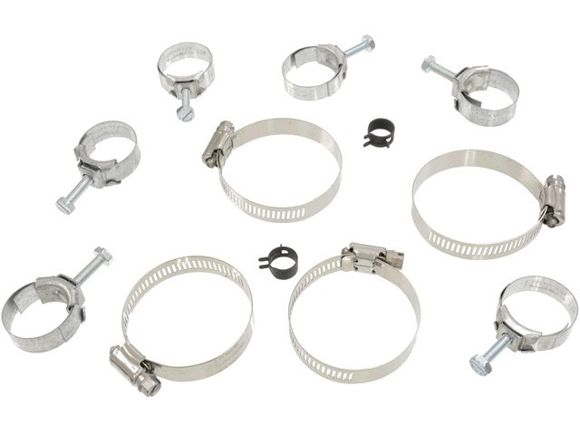 Cooling 1975-82 Hose Clamp Set with AC