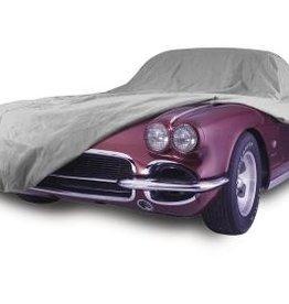 Accessories 1953-62 Car Cover Single Layer-Gray