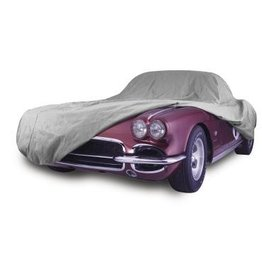 Accessories 1953-62 Car Cover Single Layer-Gray
