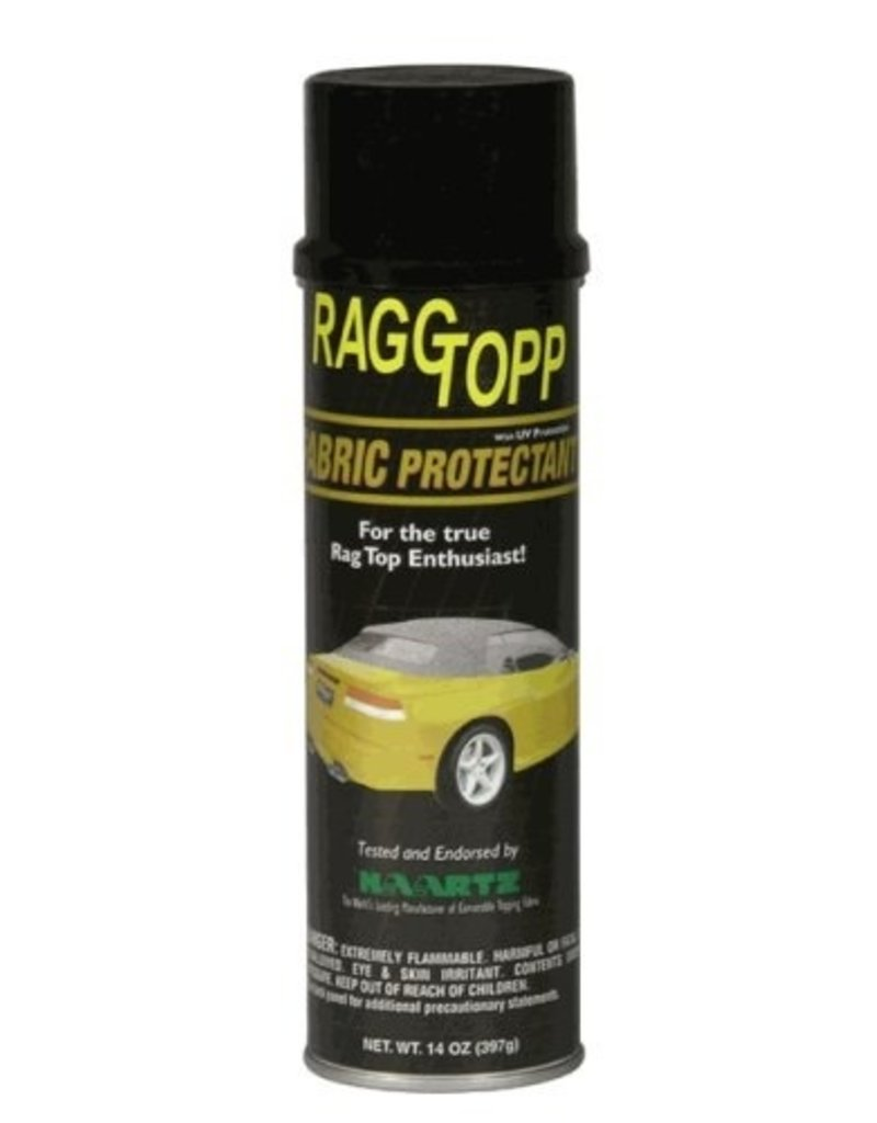 Chemicals RAGGTOPP Convertible Top Protector for Fabric Tops 14 OZ