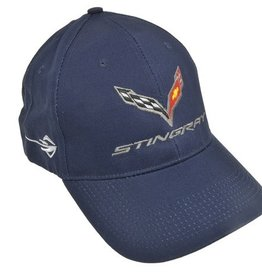 Apparel C7 Stingray Hat Navy (Night Race Blue)