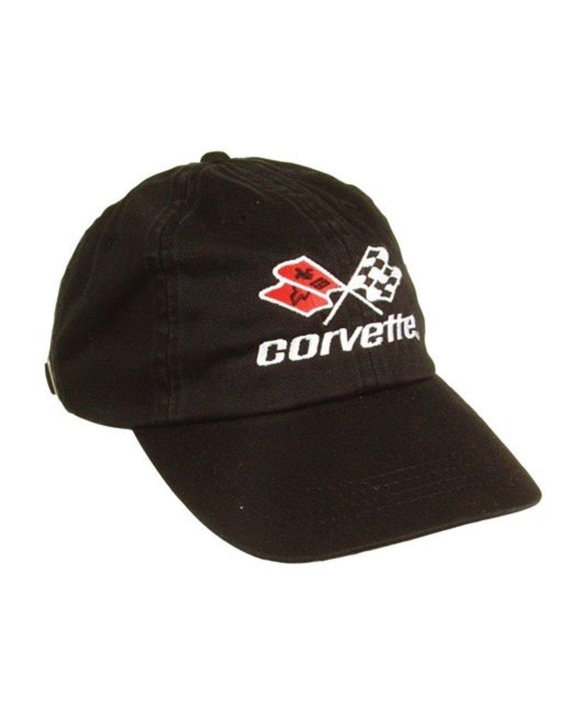 Apparel C3 Emblem Twill Cap Black