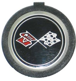 Steering 1976-80 Horn Button Emblem