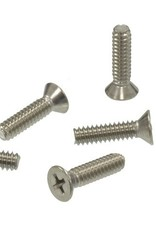 Steering 1967-82 Steering Wheel Mount Screw Set 6 Piece (Except 1976)