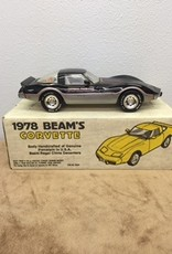 Collectibles 1978 Jim Beam Decanter Indy Pace Car 'Sealed'