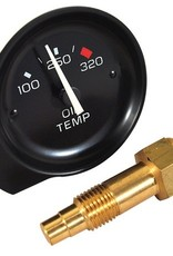 Electrical 1981-82 Oil Temperature Gauge with Sending Unit