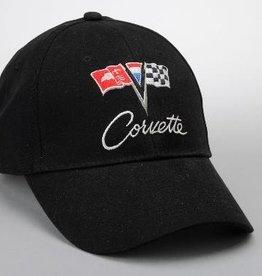 Apparel C2 Cap Black W/Logo