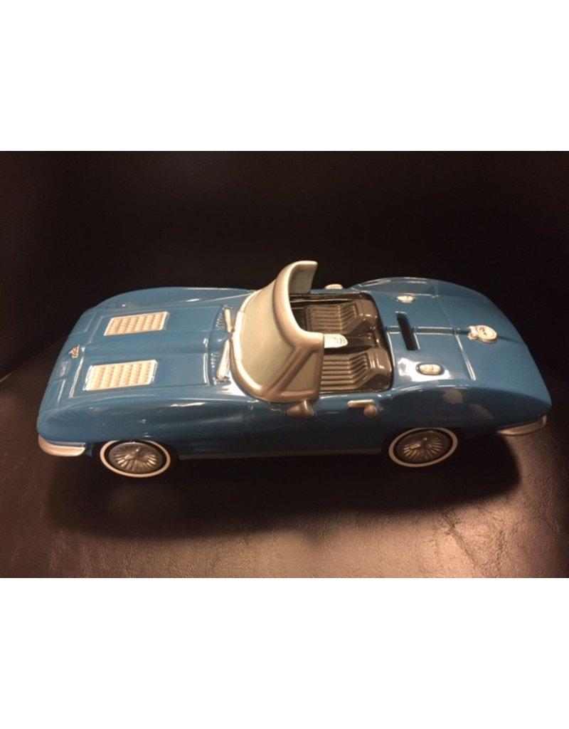 Collectibles 1963 Corvette Bank Blue