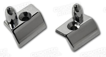 Tops 1963-67Convertible Top Alignment Pins Pair