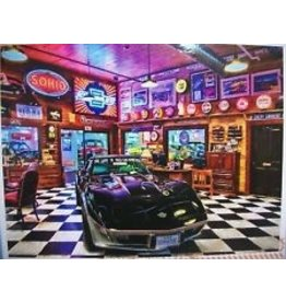 Collectibles 1978 Indy Pace Car Puzzle 'Black Beauty' 750 Piece