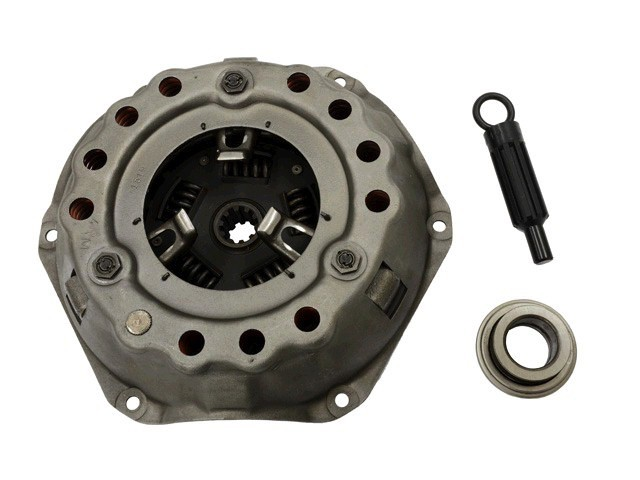 "Driveline 1957-62 Clutch Kit 10"" 10 Spline 3 Finger Style"