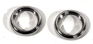 Body 1953-62 Wiper Arm Transmission Nuts Pair