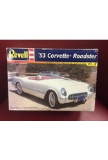 Collectibles 1953 Corvette Model Kit 1:24 Scale