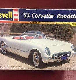 Collectibles 1953 Corvette Model Kit 1:24 Scale