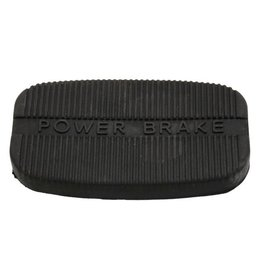 Interior 1963-67 Brake Pedal Pad Automatic with Power Brakes