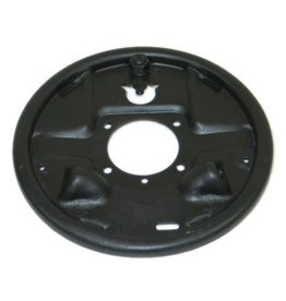 Brakes 1957-62Brake Backing Plate Rear Right Hand