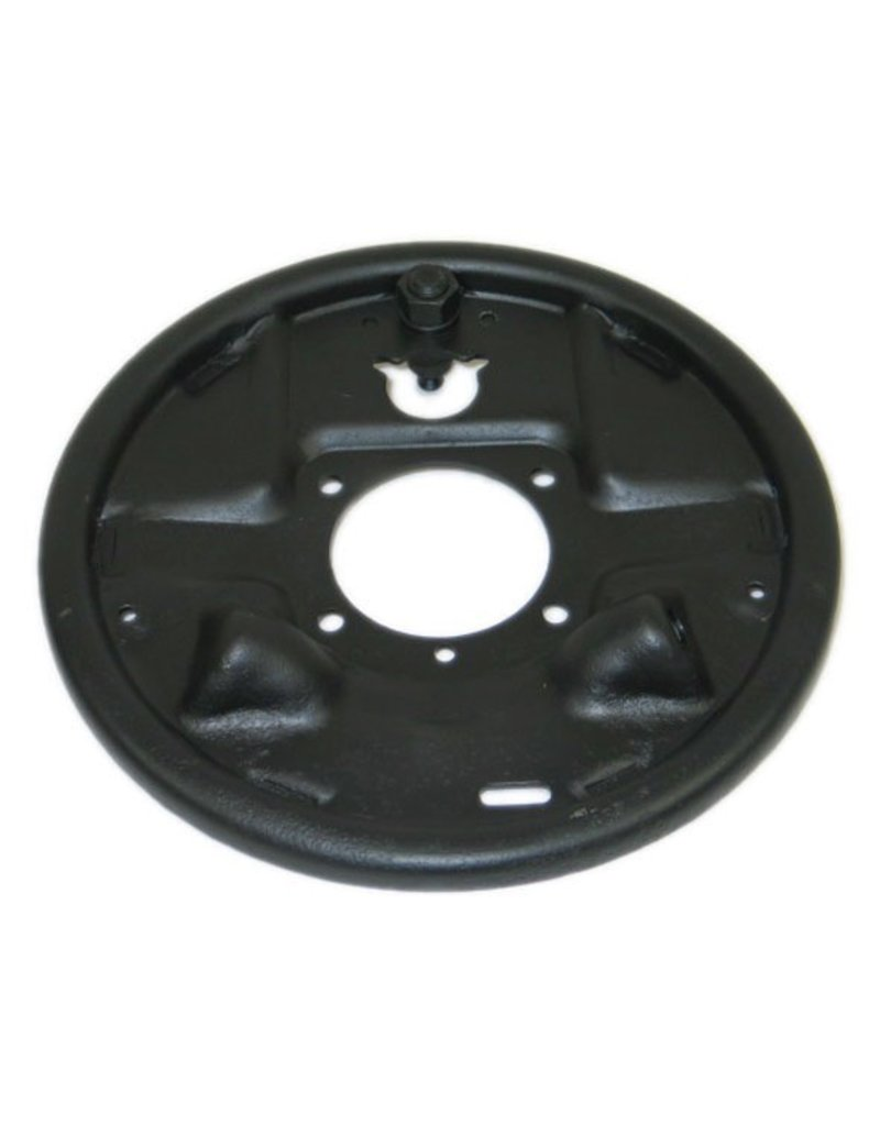 Brakes 1957-62Brake Backing Plate Rear Right Hand