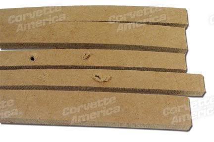 Tops 1963-67 Convertible Top Tack Strip Kit