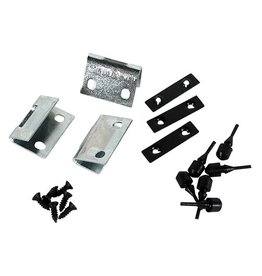 Interior 1968-79 Rear Compartment Door Striker Kit