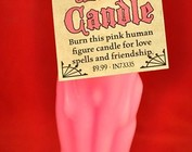 Figure Candles