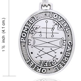 Hex Talisman for the Help of Good Spirits