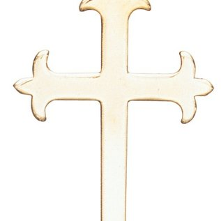 Hex Celtic Cross Charm Pendant for Health, Courage, & Protection