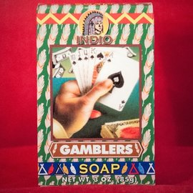 Hex Indio Gamblers Soap 3oz