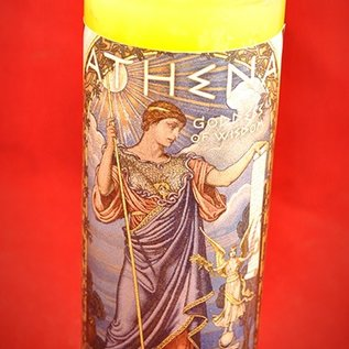 Hex Athena 7-Day Candle