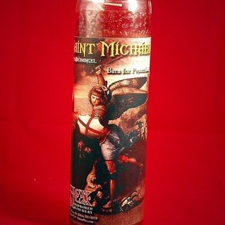 Hex St. Michael 7-Day Candle