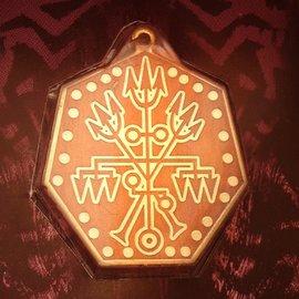 Hex Voodoo Healing Charm
