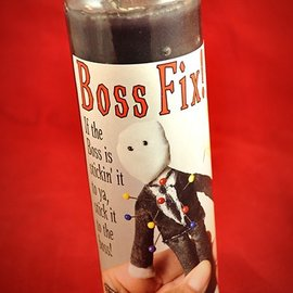 Hex Boss Fix 7-Day Candle