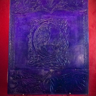 Hex Large Raven Journal in Purple
