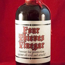 Hex Four Thieves Vinegar