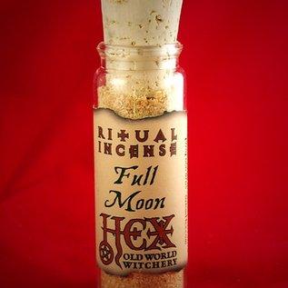 Hex Full Moon Ritual Incense
