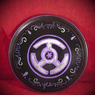 Hex Hecate Wheel Pendulum Board in Purple