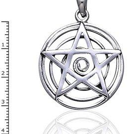 Hex Spiral Pentacle