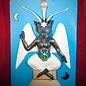 Hex Baphomet Plaque
