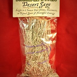 Hex Sage Smudge Stick 5""