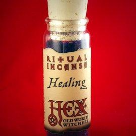 Hex Healing Ritual Incense
