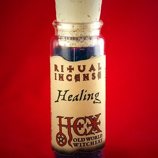 Hex Healing Ritual Incense