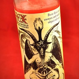 Hex Baphomet 7-Day Candle