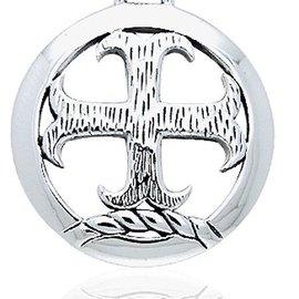 Hex Knight's Templar Pendant