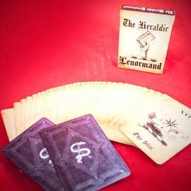 Hex The Heraldic Lenormand Deck